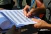 В ходе пикета организаторы собирали подписи жителей Красноярска для того, чтобы красноярские власти организовали качественный ремонт в городе