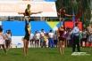Гимнасты удивляли многообразием и сложностью выполняемых упражнений