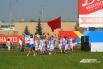 В торжественном шествии приняли участие организации Железнодорожного района