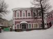 Семёнов оставляет очень тёплые чувства. Улицы пусть и занесены снегом, но из-под снега видна резная душа.