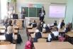 Уроки о пользовании Всемирной паутиной прошли уже во многих городах страны, а прямо сейчас идут в нижегородских школах. На днях тематическое занятие состоялось в школе №102.