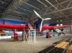 Самолет АНТ-25, на котором Чкалов перелетел Северный полюс
