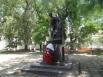 Памятник пионерам в Феодосии