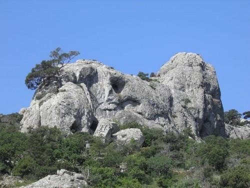 Гора Слоненок, Новый Свет