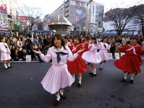 Об Японии думала – ну что ж, еще одна Азия.  Оказалось – совсем не Азия, и вообще ничто другое.