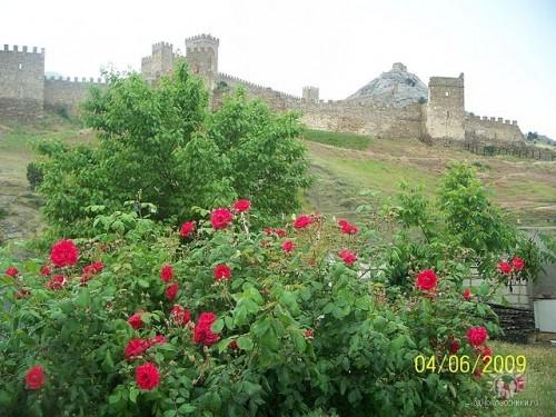 Генуэзская крепость (14 век), Судак