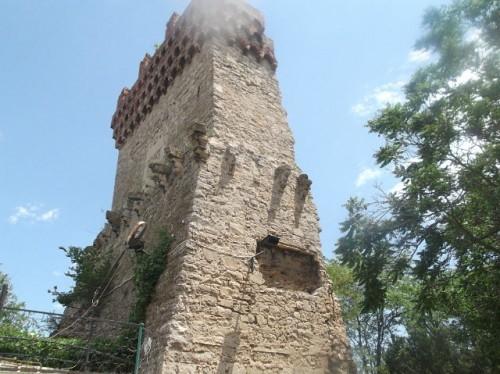 Башня Константина. Феодосия