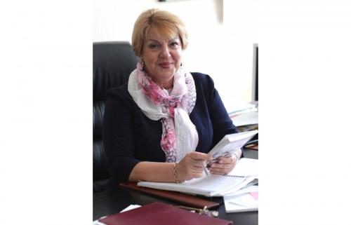 Директор гимназии Татьяна Севастьянова