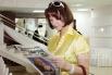 Гости с интересом рассматривали новое издание АиФ о самом главном в нашей жизни