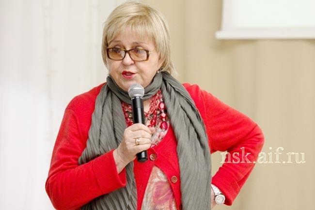 Бизнес-тренер центра Харизма Нелли Власова