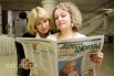 Главный редактор региональных страниц Вероника Климова с корреспондентом АиФ на Оби Эльвирой Новиковой