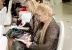Гости записывают информацию на мастер-классе Нелли Власовой