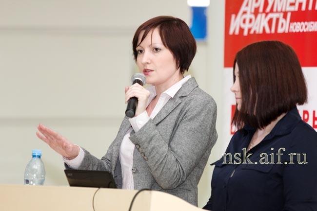 Наталья Агафонова и Юлия Белан