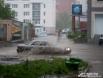 Середина июля выдалась дождливой. Транспортная система Новосибирска показала свою не готовность к ливням.