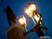 В ночь с 22 на 23 июня в парке Городское начало открыли памятник Александру III. Событие было приурочено к Дню города.