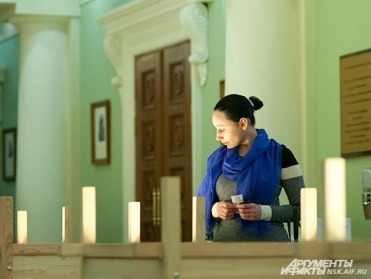 Выставка экспонатов не вошедших в спектакль «Евгений Онегин».