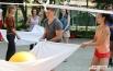Е. Топоркова: «Но вместо рук – простыни и фитнес-мяч»