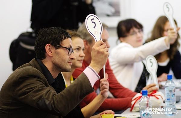 Участникам предложили  отрывки из произведений писателей 20-21 века из Германии, Австрии, немецкой части Швейцарии