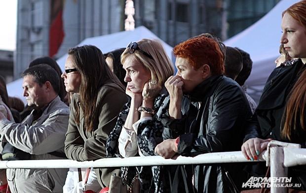 Новосибирцы всего за один вечер смогли посетить сразу несколько театральных сцен Форума
