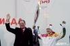 Губернатор Василий Юрченко: «Новосибирская область на два дня стала столицей Олимпиады-2014».