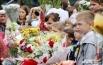 Первое сентября - настоящий цветочный парад