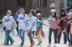 В воскресенье противники курения собрались на Театральной площади.