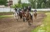 Победители фестиваля орловского рысака были определены во второй день соревнований по итогам кубковых соревнований первого дня. Ими признаны скакуны Алтайского края.