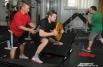 Тренер по физподготовке Лаури Паалсма помогал советами своим подопечным