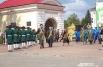 У «Омской крепости» развернулось масштабное представление.
