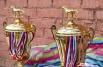 Кубки Заксобрания и Правительства Омской области получил заводчик скакунов-победителей из Хакасии.