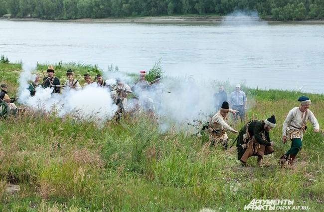 В День города над Иртышом будут плыть клубы порохового дыма.