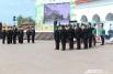 Посетили праздник и воспитанники Омского кадетского корпуса.