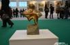 Выставка «Сибирь-XI». Дугаров зандан «Гаруда».