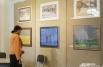 В экспозиции представлено около 200 работ от 82 авторов из 33 учебных заведений.