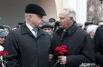 В Омске открыли памятник Сергею Манякину.