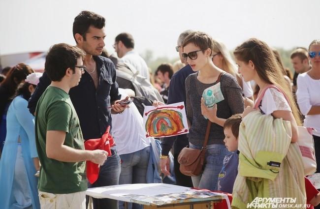 Мероприятие в организовало региональное отделение международной студенческой организации Aiesec.
