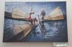 «Рыбаки на озере Инле», Д. Лазар.
