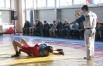 Турнир, посвящённый Всероссийскому дню самбо, прошёл в ДЮСШ  им. Героя России Олега Охрименко.