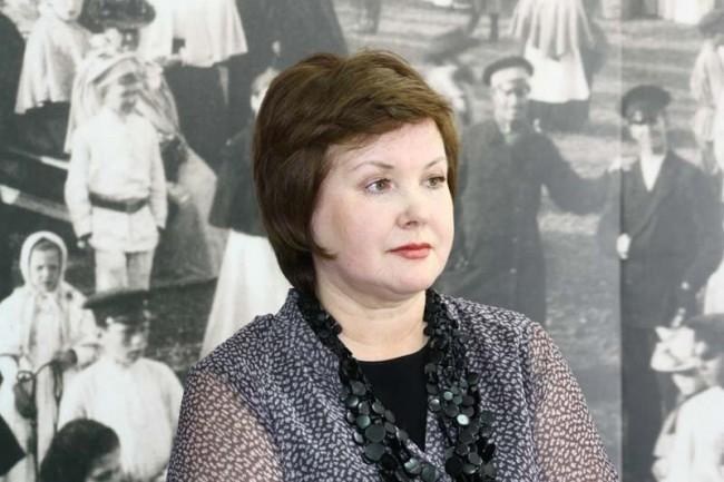 Ирина Бушухина