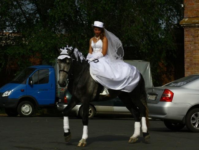 И я невеста, и она тоже...