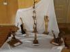 Скульптуры из корней растений Анатолия Михалченкова