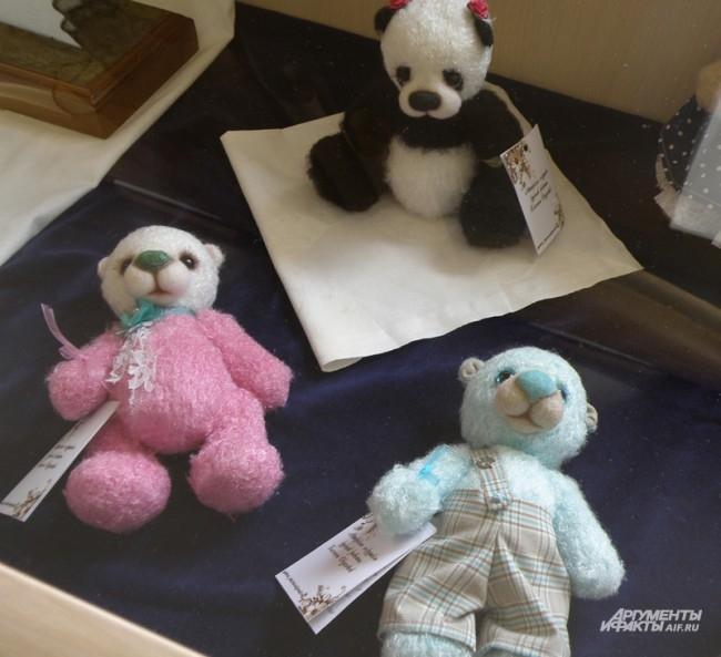 Коллекция мишек Тедди