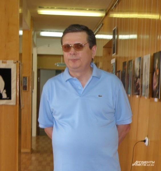Виталий Бородин, автор военных миниатюр