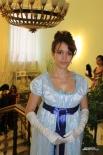 Сшить платье в стиле наташи ростовой