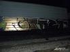 Граффити на железнодорожном вагоне.