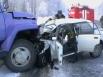 В Нытвенском районе на «подъезде к г. Перми от М7 Волга» водитель автомобиля ГАЗ-2790 по невыясненным обстоятельствам выехал на встречную полосу, где столкнулся с ВАЗ-2107. В результате происшествия смертельную травму получила пассажир «семёрки» – женщина