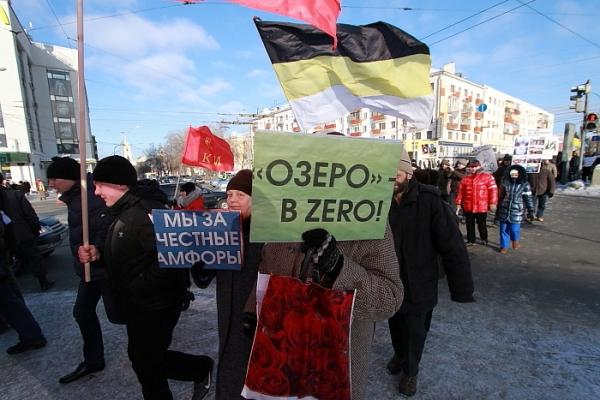 На перекрестке завернула на улицу Ленина