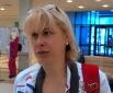 Пресс-атташе Федерации прыжков на лыжах с трамплина и лыжного двоеборья Марина Калинина