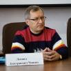 Главный тренер сборной России по лыжному двоеборью Леонид Чащин