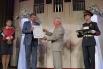 В Органном зале прошёл приём главы города с церемонией присвоения звания «Почётный гражданин города Перми». Награды удостоился президент ПГНИУ Владимир Маланин